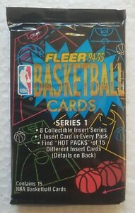 NBA INSERT CARDS - CHOOSE YOUR NBA CARD - FLEER 1994/95 BASKETBALL
