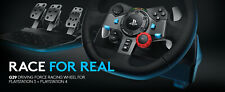 Logitech Driving Force G29 Racing Wheel for PS3, PS4, and PC *Brand New*