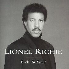 LIONEL RICHIE-Back To Front(1992)-Hello, Endless Love-New And Sealed