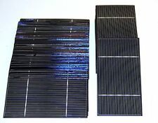 500 3x6 Solar Cells Made in USA Plus Extras DIY Solar Panel, Battery Charging