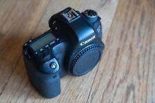 Canon EOS 6D 20,2 MP SLR-Digitalkamera (Nur Gehäuse) Erstbesitz