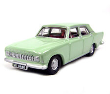 Oxford Diecast Ford Zephyr in Pale Green 76Zep001 Oo Scale (Suit Ho)