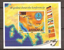 Joegoslavije - 1988 - Mi. Blok 33 (Meeloper) - Postfris - CF029