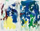 Joan Mitchell Saint Martin La Garenne IX  Canvas Print 16 x 20   # 6127