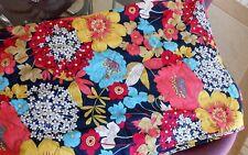 Vera Bradley HAPPY SNAILS Fleece lined Microfiber Throw Blanket NWOTS