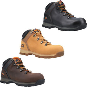 Timberland Pro Mens Splitrock XT Safety Boots Waterproof Leather Toe Work Shoe