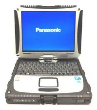 PANASONIC TOUGHBOOK CF-19 WINDOWS XP PC PORTABLE ORDINATEUR TABLETTE