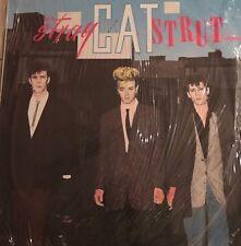"STRAY CATS - Stray Cat Strut - Original SEALED UK 12"" vinyl 1983   SCAT123"