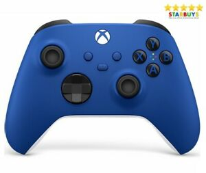 Official Microsoft Xbox Wireless Controller For Series X, One & S - Shock Blue *