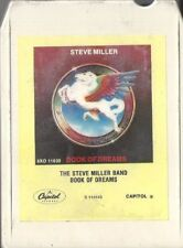 STEVE MILLER Book of Dreams  8-track Tape RECORD CLUB