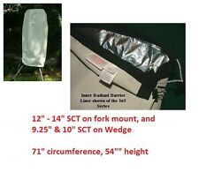"""Telescope Cover All Year 365 outdoor Protection for 12""""-14"""" Schmidt Cassegrain"""