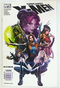 Marvel UNCANNY X-MEN (2009) #508 Rare NEWSSTAND Variant FN (6.0) Ships FREE!