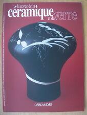 REVUE CERAMIQUE & DU VERRE MICHELE FISCHER LUBOMIR FERKO N°97 NOV DEC 1997