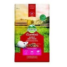 New listing Oxbow Essentials Regal Adult Rat Food 3 lbs