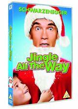 Jingle All The Way (DVD) 5039036052788 Arnold Schwarzenegger