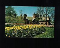 C 1970 Stan Hywet Hall 714 North Portage Path Akron Ohio Postcard