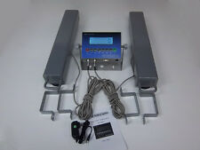 SWS-7630-24-LCD Vet-Animal Cattle Livestock Hog Load Bar/Floor Scale Package