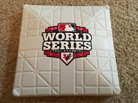 2012 Detroit Tigers Official Game World Series Base San Francisco Giants