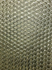 """Aluminum Honeycomb 1/8"""" Cell 1/2"""" Thick for knife/pistol scales 3 Sheets"""
