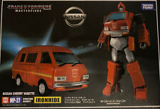 Transformers Masterpiece MP-27 Ironhide Nissan Cherry Vanette??Only Displayed