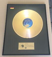 Joshua Kadison Gold Award - goldene Schallplatte - Painted Desert Serenade -