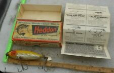 Vintage Heddon Wounded Spook with box