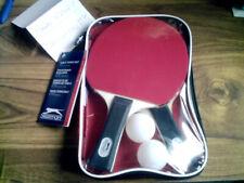 raquettes tennis de table ping pong NEUF slazenger pochette  fermeture éclair