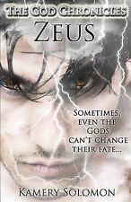 NEW Zeus (The God Chronicles) (Volume 2) by Kamery Solomon