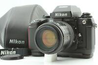 [Near MINT] Nikon F4 Film Camera w/ AF Nikkor 35-105mm f/3.5-4.5  From JAPAN