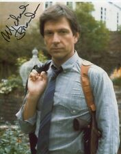 Michael Brandon Photo Signed In Person - Dempsey and Makepeace - C81