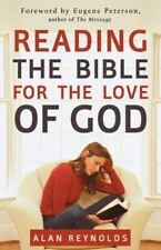 Reading the Bible for the Love of God
