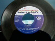 DIANA ROSS & THE SUPREMES THE WEIGHT / FOR BETTER OR WORSE MOTOWN USA M-1153 EX