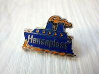 Pin's vintage épinglette Collector pins publicitaire HANSAPLAST W044