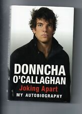 MUNSTER RUGBY - DONNCHA O'CALLAGHAN AUTOBIOGRAPHY - JOKING APART - IRELAND