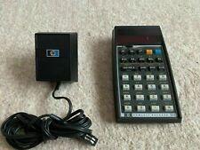 HP Hewlett Packard 32E vintage pocket calculator