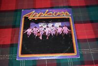 Hawaiian Vinyl Record Album,Society of Seven Applause Live from Hawaii, SIGNED