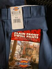 W54 x L28 Navy Blue Dickies Work Pants New with Tags, Read Description