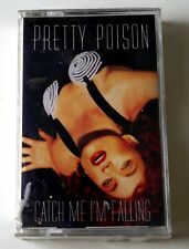 Pretty Poison / Catch Me I'm Falling cassette US 1988 Sealed