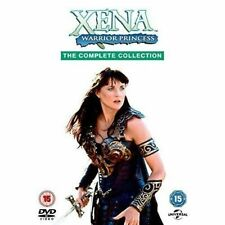 Xena Warrior Princess The Complete Series Seasons 1-6 BOXSET