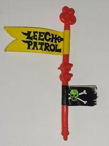 Part Tortues Ninja Footski Leech Patrol Étendard TMNT Vintage Playmates A-6