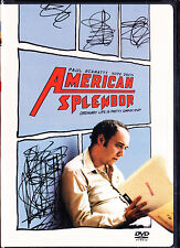 American Splendor (DVD, 2004) New