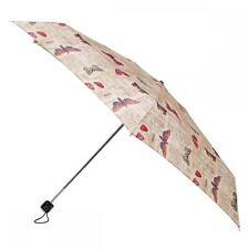 Fourre-tout papillon carte postale Miniflat mince parapluie 8072IES nouveau