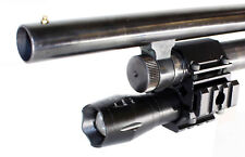 12 Gauge Tactical Flashlight With Mount, Mossberg 500, Remington 870.