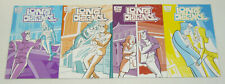 Long Distance #1-4 VF/NM complete series - zahler - relationship romance IDW set