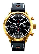 Chotovelli & Figli - Italy - model 7900-7 - Luxury Pilot Watch