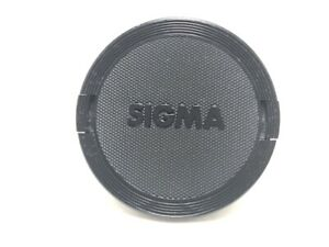 Free Shipping N.MINT Sigma 72mm Original Snap On Front Lens Cap from JAPAN