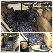 New Pet Cat Dog Back Car Seat Cover Hammock Protector Mat Blanket Waterproof