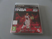 NBA2K 16 For Playstation3 Games PS3 Mint Condition