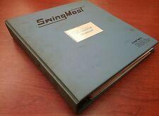 DREXEL FORKLIFT SWINGMAST MANUAL SL-33-ESS-HP