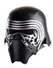 Force Awakens Costume Accessory, Mens Star Wars Kylo Ren 2 Piece Helmet, Age 14+